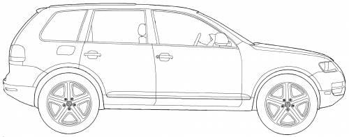 Volkswagen Touareg (2008)