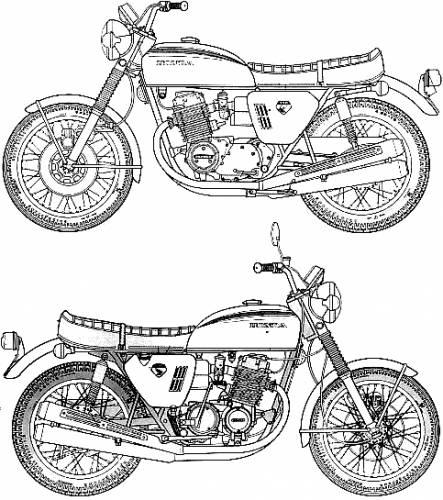 81 Yamaha Xs650