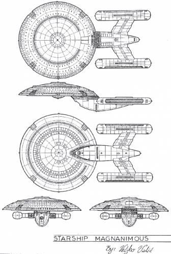 Blueprints > Science fiction > Star Trek U.F.P. and