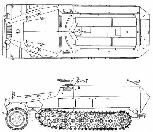 Lycoris: Sd.Kfz.251