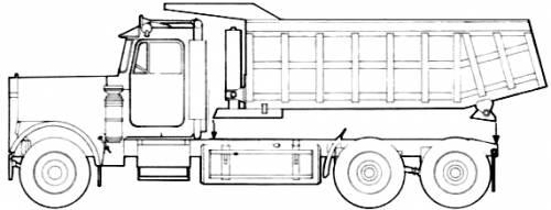 Blueprints > Trucks > Freightliner > Freightliner FLC