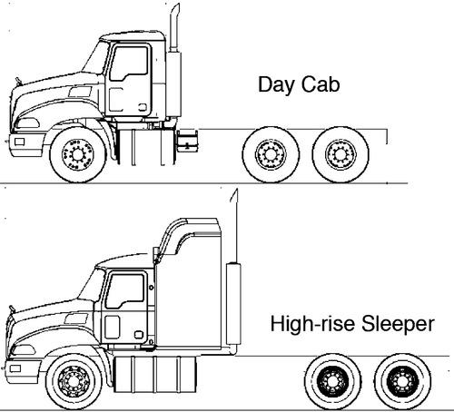 Blueprints > Trucks > Mack > Mack Granite AUS (2014)