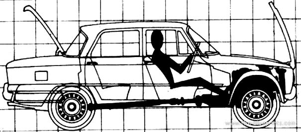 Blueprints > Cars > Alfa Romeo > Alfa Romeo Giulia Super