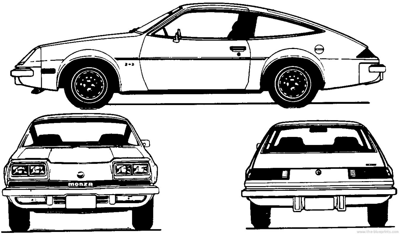 Blueprints > Cars > Chevrolet > Chevrolet Monte Carlo SS