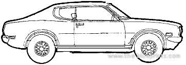 Blueprints > Cars > Datsun > Datsun 180B SSS Bluebird
