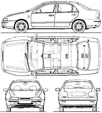 Fiat Marea 1997 2007 Service Repair Manual. fiat marea