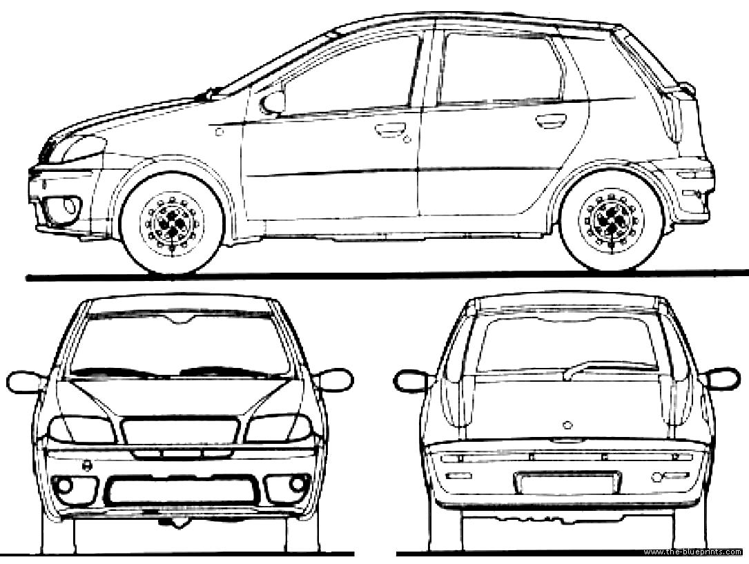 Fiat Punto 5-Door (2010)