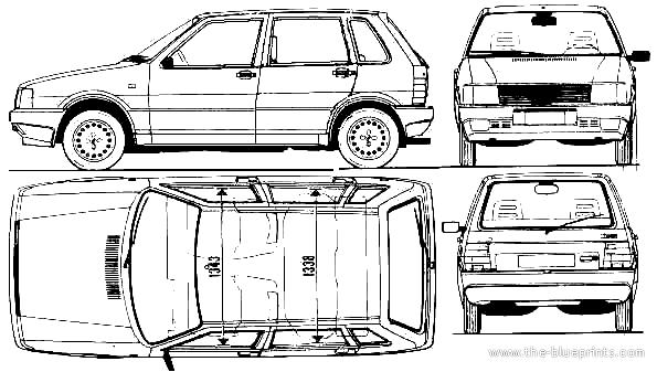 Fiat Blueprints