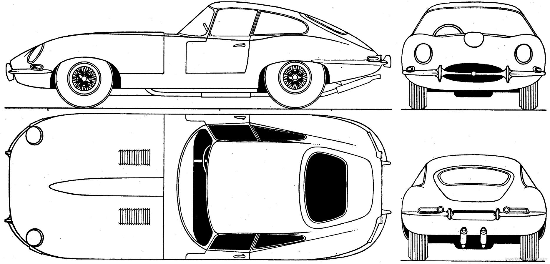 Jaguar E Type 4 2 Wiring Diagram