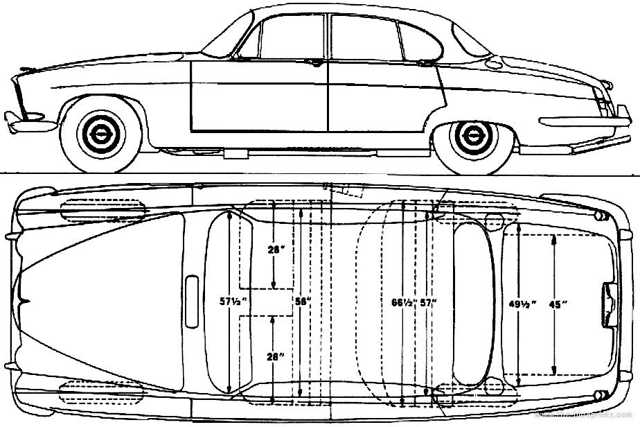 Blueprints > Cars > Jaguar > Jaguar Mark X (1967)