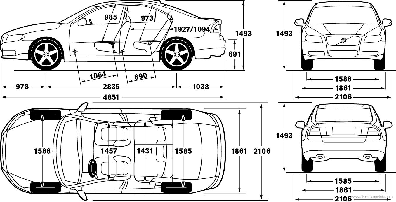 Fiche Technique Volvo S60. volvo s60 acceleration 2018