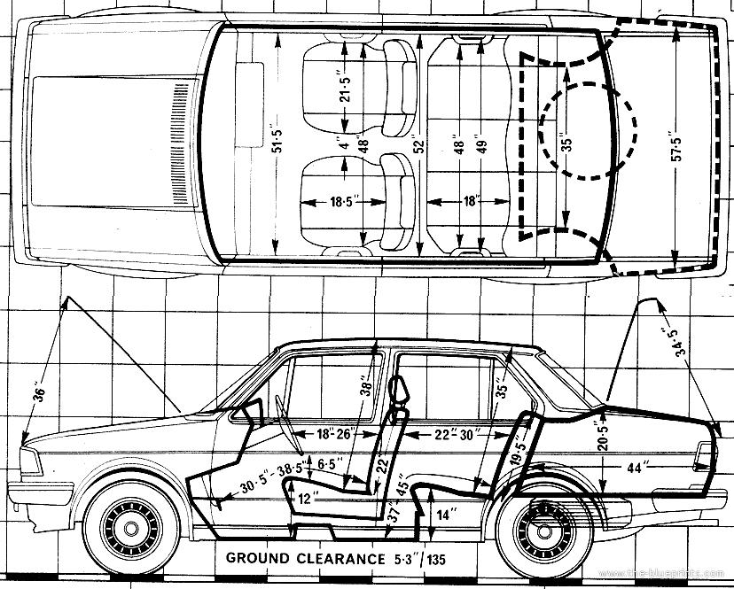 Blueprints > Cars > Volkswagen > Volkswagen Jetta Mk.I 4