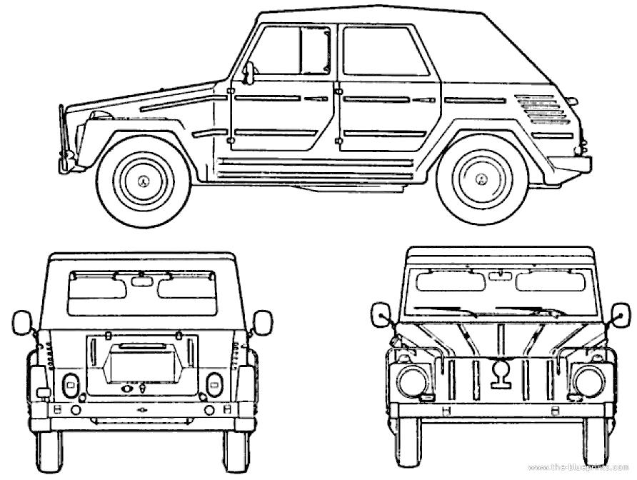 Blueprints > Cars > Volkswagen > Volkswagen Type 181