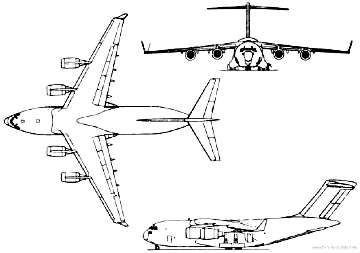 C 17 Blueprint