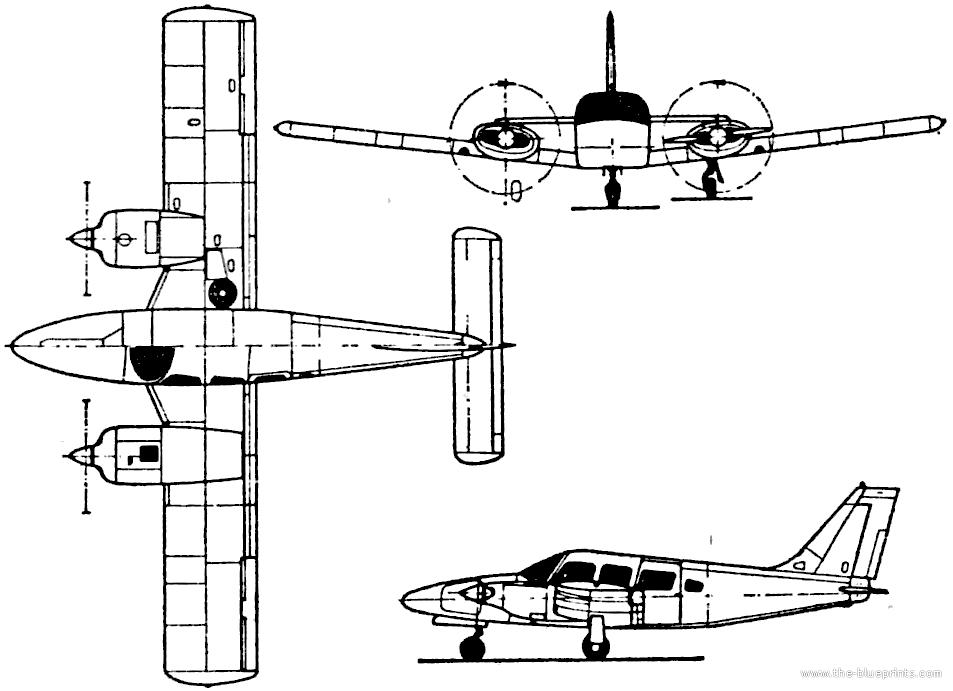 Blueprints > Modern airplanes > Modern OP > PZL M20 Mewa