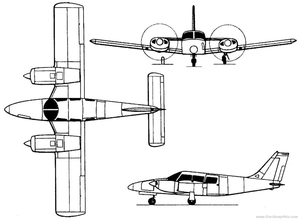 Blueprints > Modern airplanes > Modern OP > PZL M20TC
