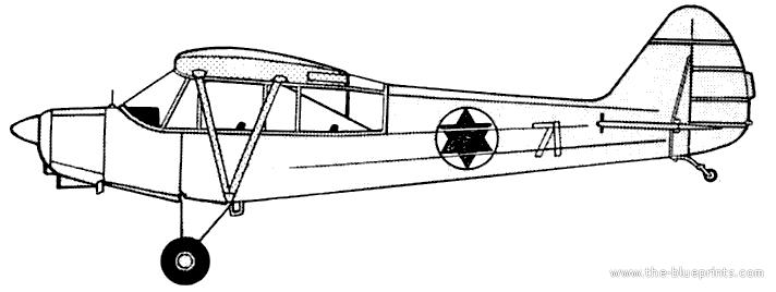 Piper Super Cub Pa 18 Agricultural Pa 18a Parts Catalog Manual Download