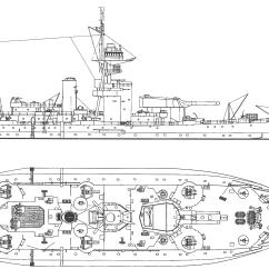 Uss Monitor Diagram 1992 Toyota Truck Electrical Wiring Manual Blueprints Gt Ships Uk Hms Roberts 1941