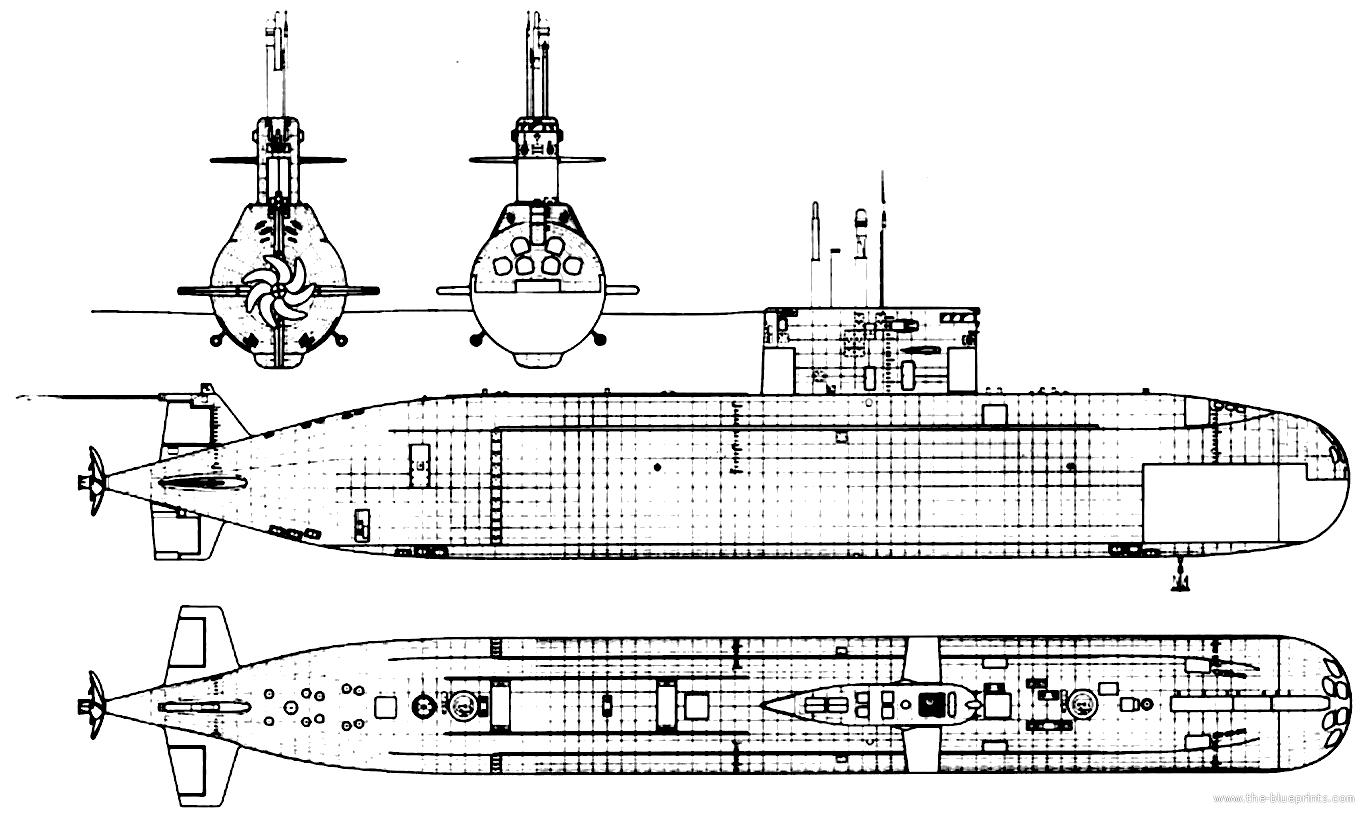 Lada Class Amur Class Project 677 Patrol Submarine