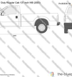 ford f 250 super duty regular cab 137 inch wb  [ 1280 x 825 Pixel ]