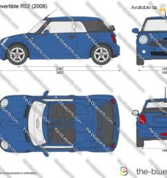 mini cooper convertible r52  [ 1280 x 905 Pixel ]
