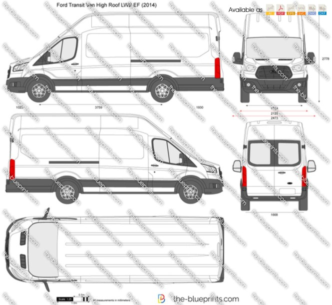 Ford Transit Connect Lwb High Roof Specifications  Popular Roof 2017