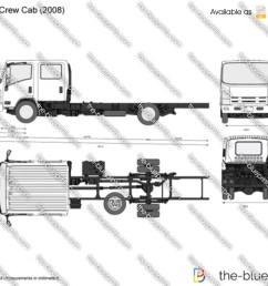 2019 isuzu nqr 450 crew cab [ 1280 x 905 Pixel ]