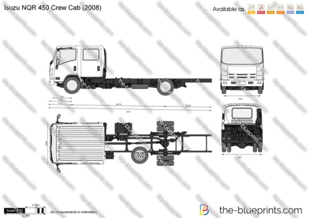 medium resolution of  2019 isuzu nqr 450 crew cab