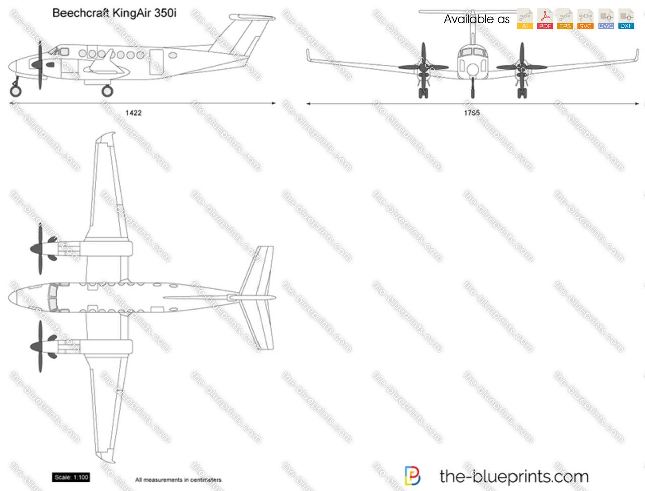 Beech King Air 350I Price