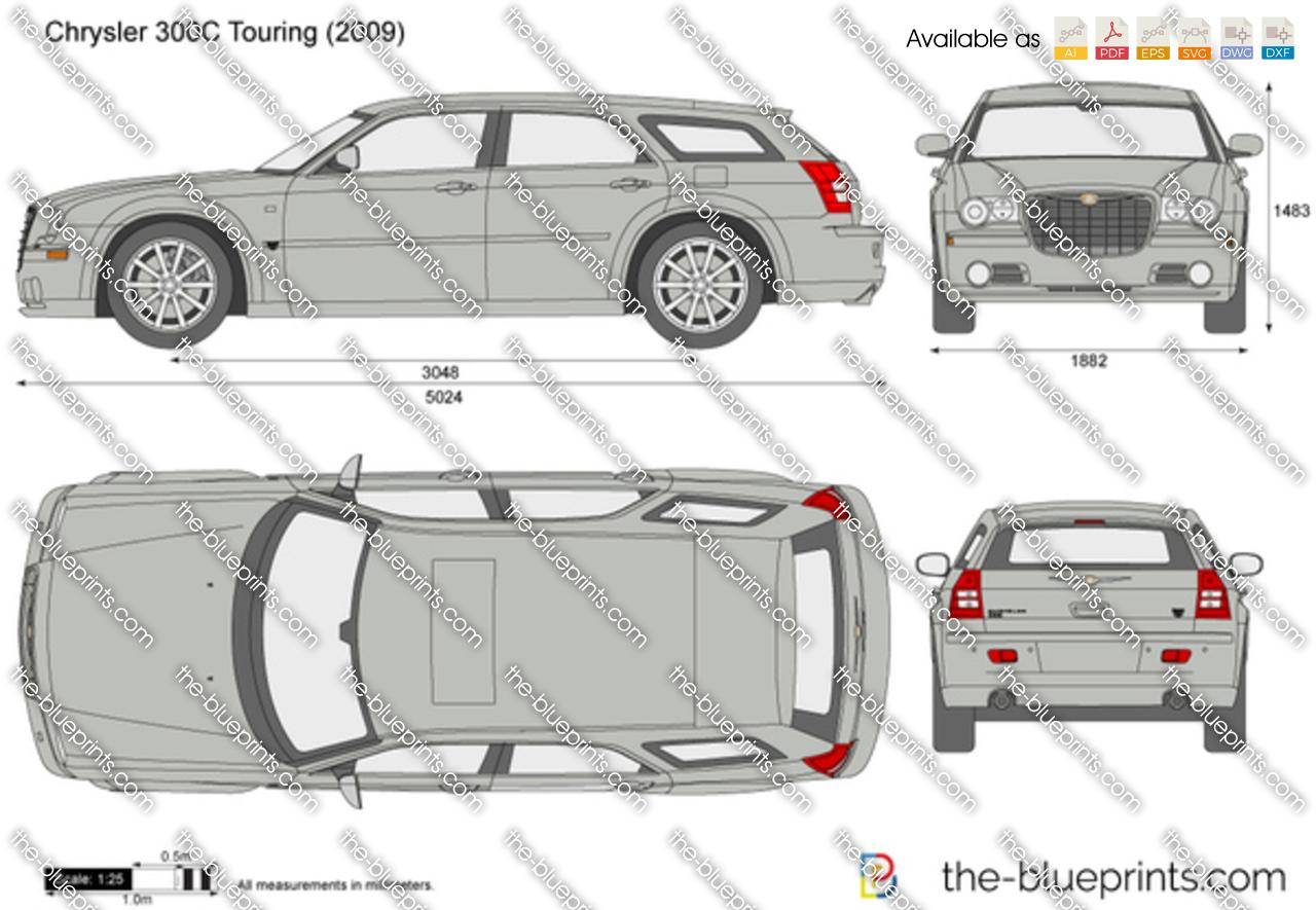 Chrysler 300c Touring 2005
