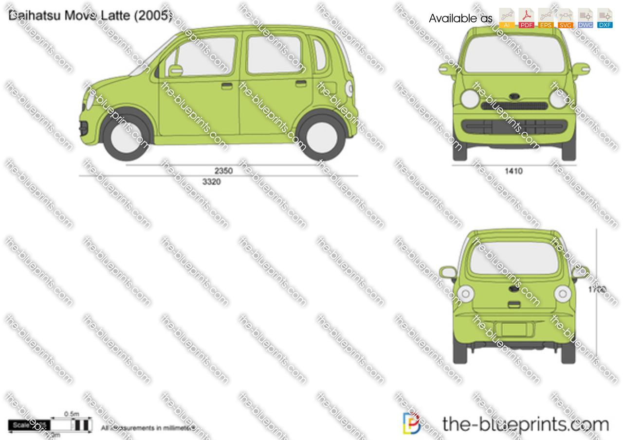 Daihatsu Move Latte Wiring Diagram. Daihatsu. Auto Wiring