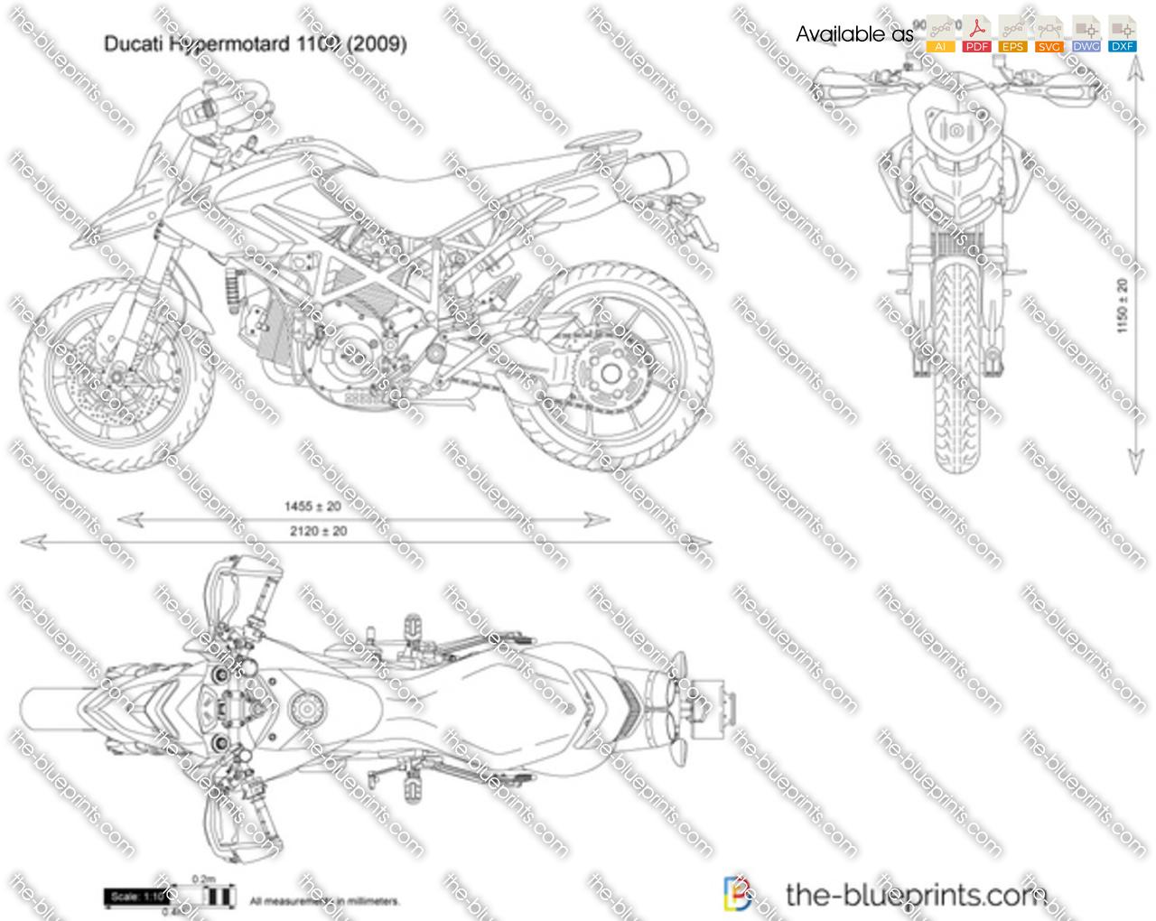 TOPIC OFFICIEL Ducati Hypermotard