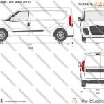 Vehculos Crossover Fiat Doblo Cargo Maxi