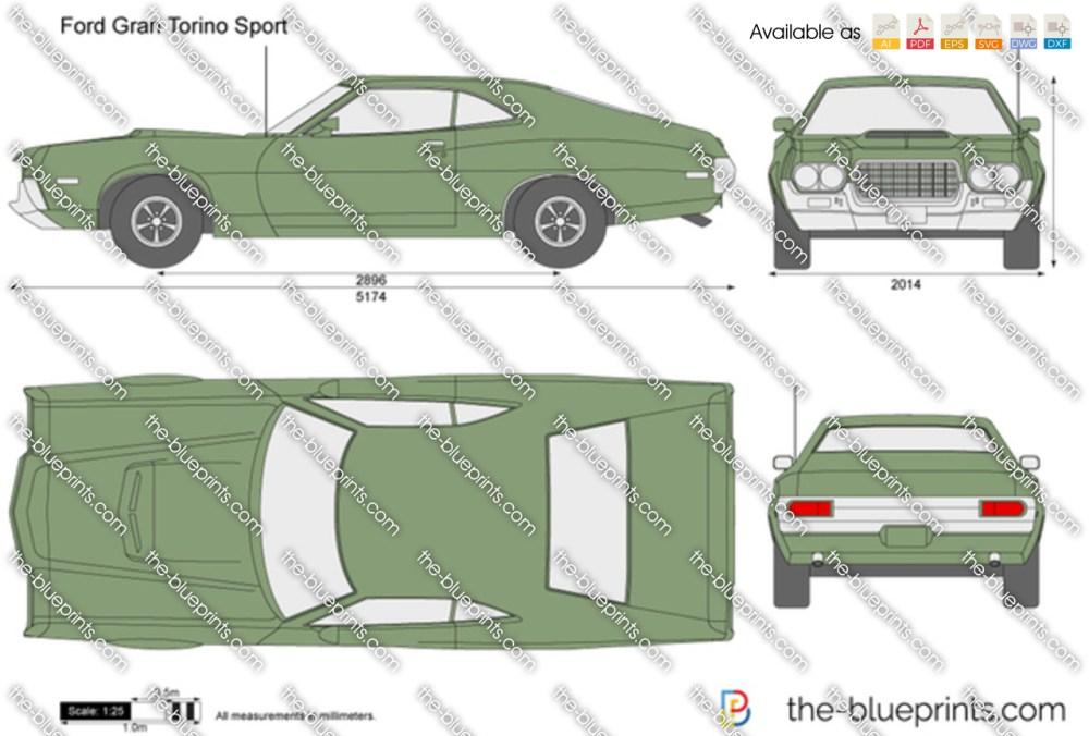 medium resolution of ford gran torino sport