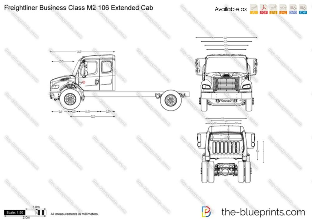 medium resolution of freightliner busines clas m2 wiring diagram