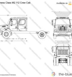 freightliner busines clas m2 wiring diagram [ 1280 x 905 Pixel ]