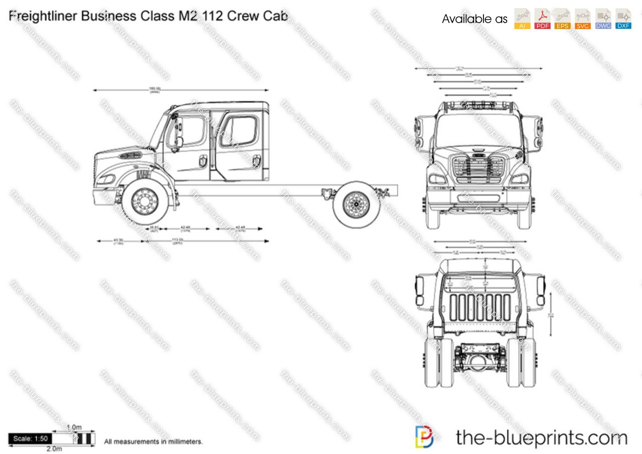 hight resolution of freightliner busines clas m2 wiring diagram