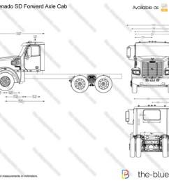 freightliner door diagram [ 1280 x 905 Pixel ]