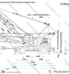 hitachi sumitomo ucx300 hydraulic wheel crane [ 1280 x 696 Pixel ]
