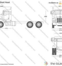peterbilt 379 turn signal diagram imageresizertool com 1995 freightliner fl70 wiring diagram fl70 freightliner engine diagram [ 1280 x 905 Pixel ]