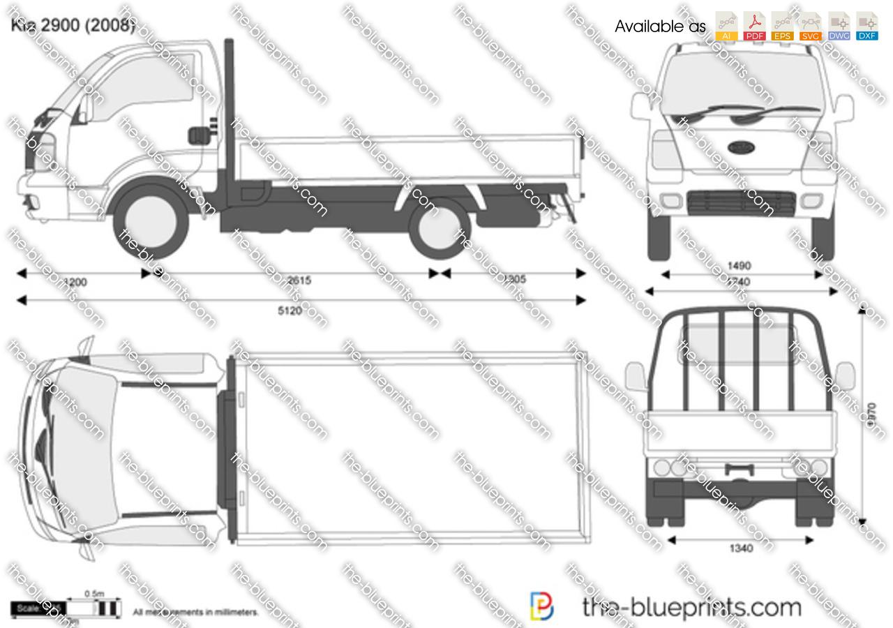 Kia Vector Drawing