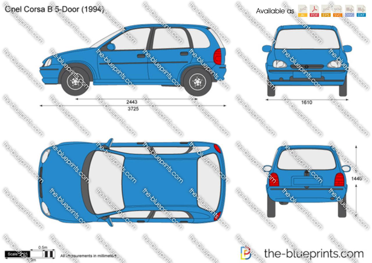 Bestseller: Opel Corsa B Manuale Officina