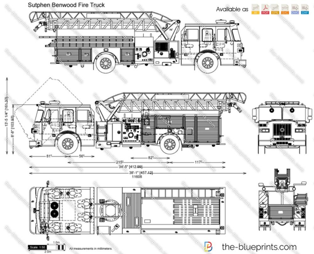 medium resolution of  wrg 9424 fire engine diagram