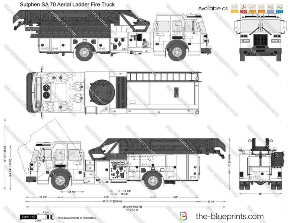 medium resolution of aerial ladder diagram