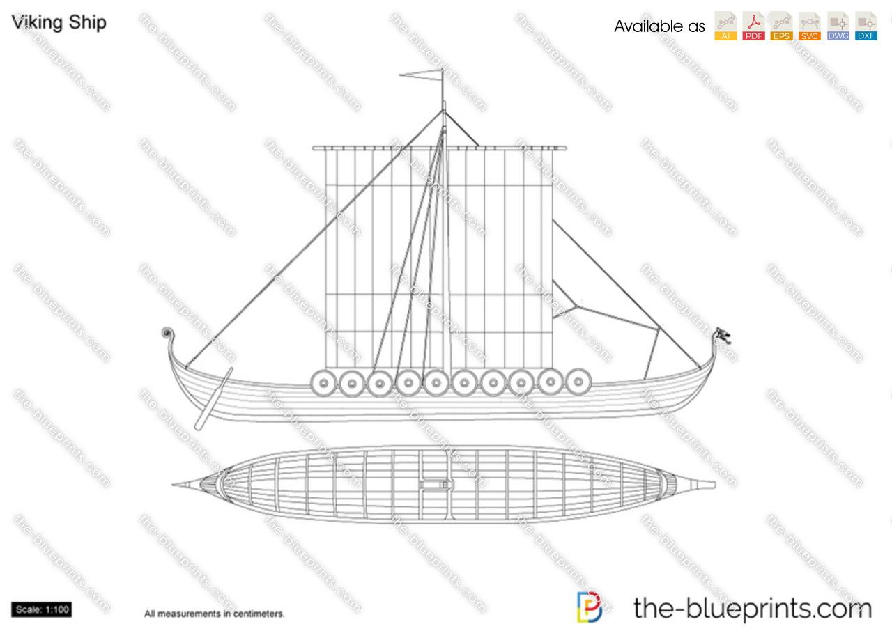 Viking Boat Plan Diy Sail