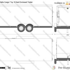 Wells Cargo Trailer Wiring Diagram Citroen Berlingo Alternator 7 Pin
