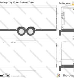 wells cargo trailer wiring diagram 1957 chevy generator dump trailer solenoid wiring wells cargo 6x10 trailer [ 1280 x 873 Pixel ]