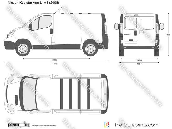 Nissan primastar dimensiones interiores