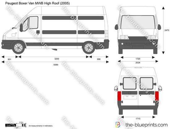 Peugeot Boxer Van Dimensions, Peugeot, Free Engine Image