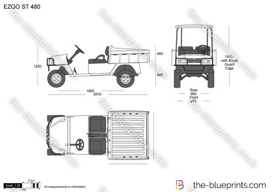 Golf Cart HD Images